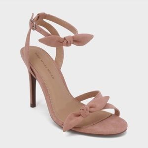 👠NWT Heeled Ankle Strap Heels - Who What Wear™👠
